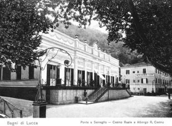 Bagni di Lucca, Casino Reale