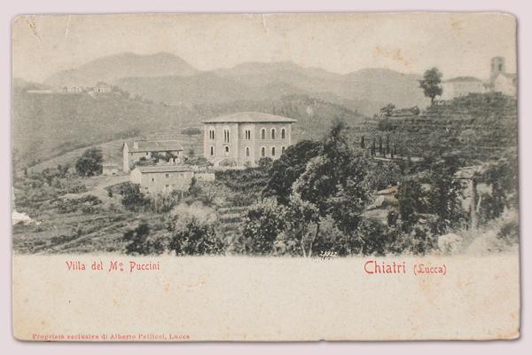 Cartolina Chiatri