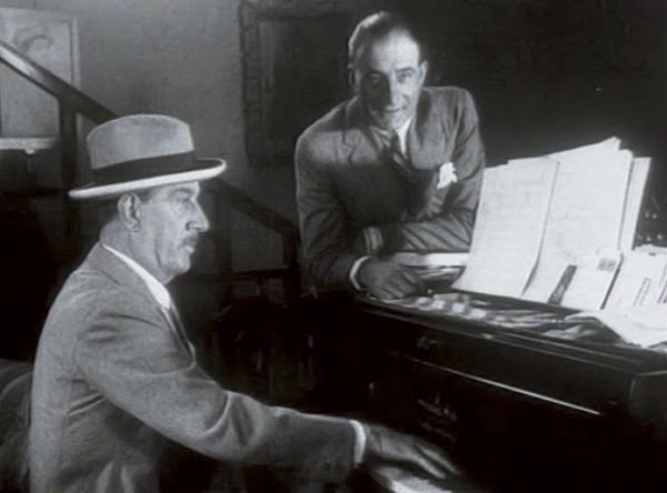 Fotogramma Puccini pianoforte