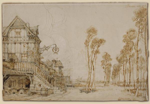 Bozzetto Manon Lescaut