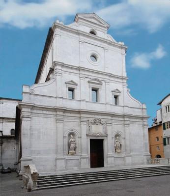 Церковь Санти-Паолино-э-Донато