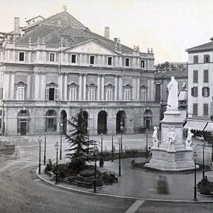 Милан, «Ла Скала»