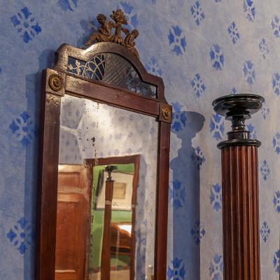 8. Camera natale