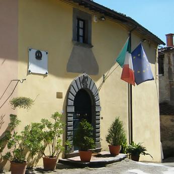 Дом семьи Пуччини, Челле-дей-Пуччини