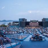 Gran teatro all'aperto Giacomo Puccini