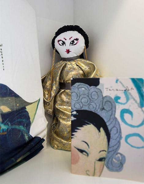 Bambola Turandot