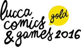 Logo Lucca comics and games 2016
