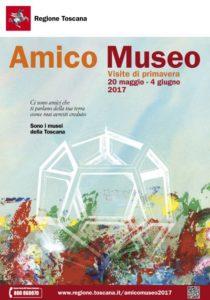 locandina Amico useo 2017
