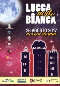 locandina notte bianca 2017