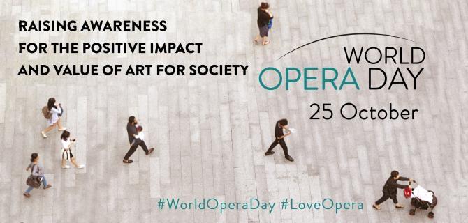 World Opera Day - banner